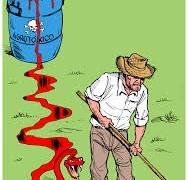 Uso de agrotóxicos afeta diretamente os trabalhadores rurais