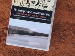 """Núcleo Tramas divulga o vídeo """"No tempo dos mussambês, não tinha do que ter medo"""""""