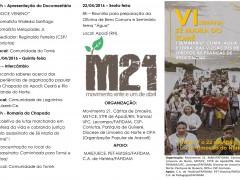 Movimentos realizam VI Semana Zé Maria do Tomé, na Chapada do Apodi/CE