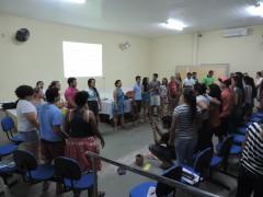Comitê Popular das Águas CE/RN realizou oficina de comunicação popular com jovens do campo