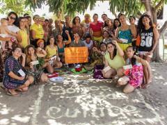 """Movimentos sociais, articulações de mulheres e participantes do curso de formação """"Agroecologia, Saúde e Justiça Ambiental (UFC)"""" denunciam conflito na Comunidade Quilombola do Cumbe-Aracati e prestam solidariedade"""
